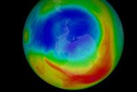 El agujero en la capa de ozono alcanza su menor tamaño desde su descubrimiento (VIDEO)