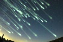 Captan espectaculares imágenes de un meteorito que cruzó el cielo de EE UU