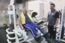 Difunden video de Lula entrenando como Rocky Balboa antes de salir de la cárcel