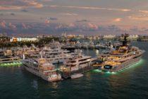 Los 7 yates más grandes debutan en el Miami Yacht Show de este fin de semana