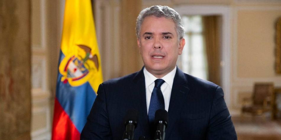 Iván Duque aseguró que Maduro