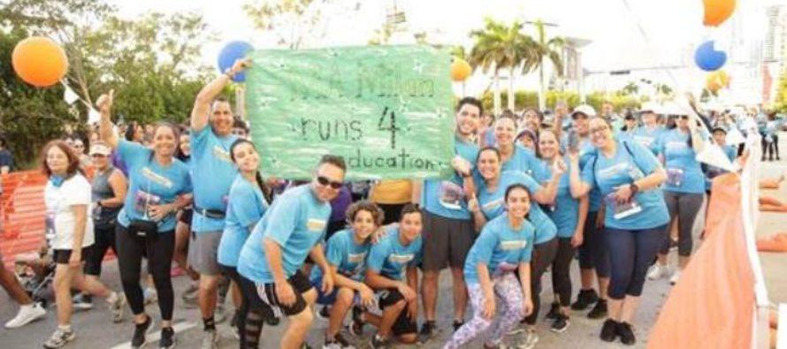 Sur de Florida presentó su Cuarto Reto Anual 5K del Superintendente (Fotos)