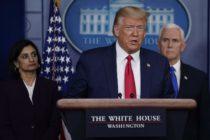 Trump anuncia cierre de frontera entre EEUU y Canadá excepto para el comercio y viajes esenciales
