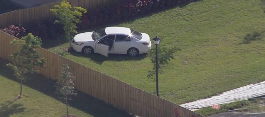 La policía recuperó un carro robado en Miami-Dade
