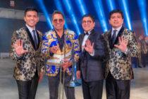 """Grupo5 y Alberto Barros unen talentos con la cumbia """"Una Noche Contigo"""""""