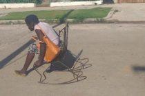 Conozca el caso de la cubana sin una pierna a la que el gobierno le ha negado la compra de silla de rueda