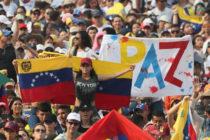 VenezuelaAidLive acaparó la atención del mundo antes de la entrada de la ayuda humanitaria