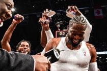 Retiro a lo grande: Wade se despide de la NBA con triple-doble