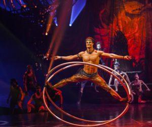 El Cirque du Soleil regresa a Miami con su icónico show » Alegría»