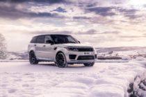 Roger Rivero: Land Rover Range Rover Sport, elegante, potente y competente