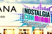 NostalgiaCon llega a Miami en abril para su segunda convención anual de la cultura pop de los años 80