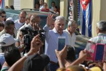 Díaz-Canel aseguró que Cuba resistirá nuevas sanciones de EEUU