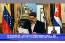 Maduro propuso más injerencia cubana: De 250mil agentes infiltrados, saca de su closet a un embajador