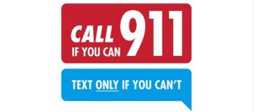 Lanzan la línea de texto 911 en el condado de Broward