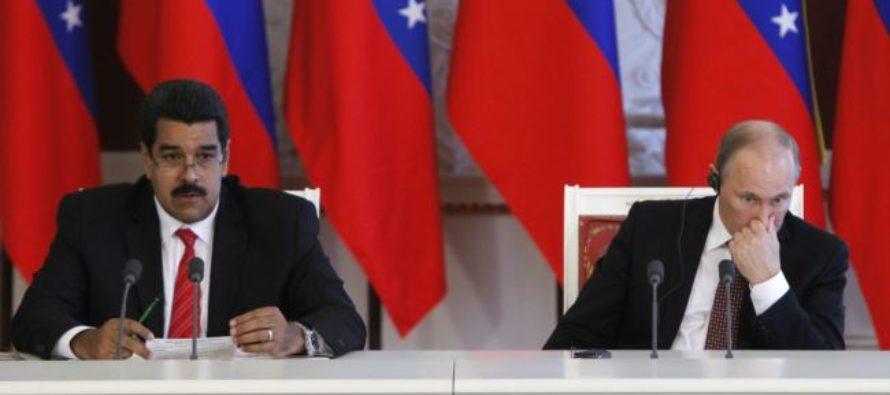 Al Navío: Nicolás Maduro sólo tiene dinero para pagarle a los rusos