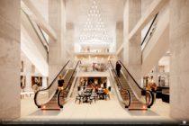 Remodelan icónico edificio de joyeros en el downtown de Miami