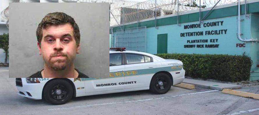 Arrestan a ladrón de autos tras una persecución en los Cayos de Florida