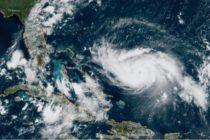El huracán Dorian llegaría a Florida como tormenta de categoría 4