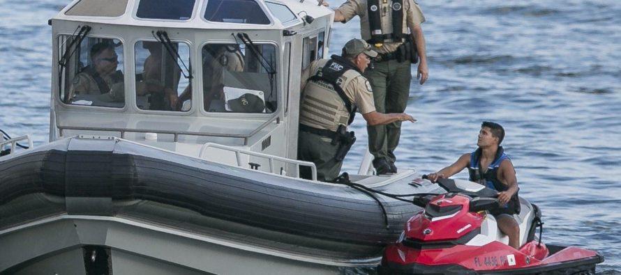 Actitud de «tolerancia cero» para los navegantes intoxicados de Florida el 4 de Julio