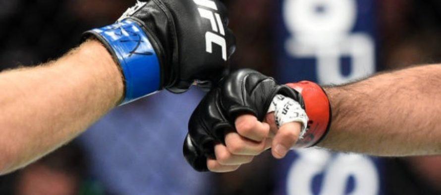 Peleador estadounidense de MMA derrota a los 29 segundos a su contrincante ruso (Video)