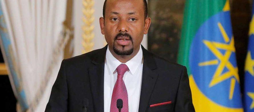 Carlos Javier Jarquin: Abiy Ahmed Ali, Premio Nobel de la Paz 2019