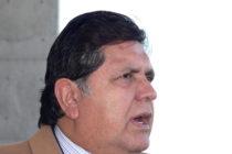 Lo iban a detener: Alán García grave luego de pegarse un tiro