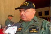 Funcionario de la dictadura chavista Clíver Alcalá Cordones se declara inocente en EE.UU.