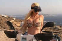 Hija de Laura Bozzo se fue a Dubai para exhibir su voluptuso cuerpo (+Fotos)