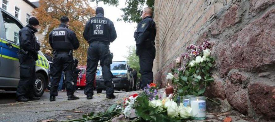 Tratado escrito por atacante de sinagoga en Alemania bajo investigación