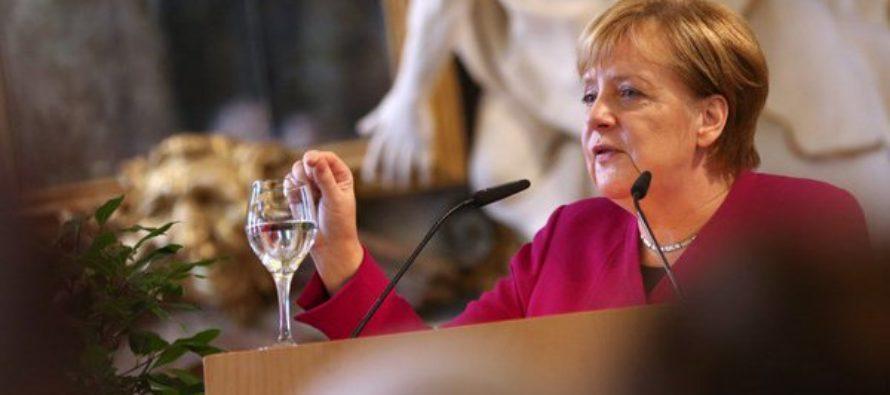 Angela Merkel reconoce que instituciones judías en Alemania necesitan protección