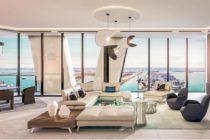 Conoce las excentricidades del apartamento más caro del mundo en Miami (+Fotos)