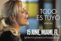 ¡Gánate una entrada para el concierto en Miami de Athenas Venica!