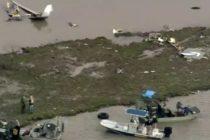 Avión de carga de Amazon que partió de Miami se estrelló en Houston