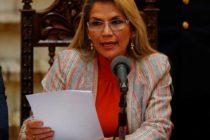 Presidenta Interina de Bolivia anula decreto que eximía de culpa a militares