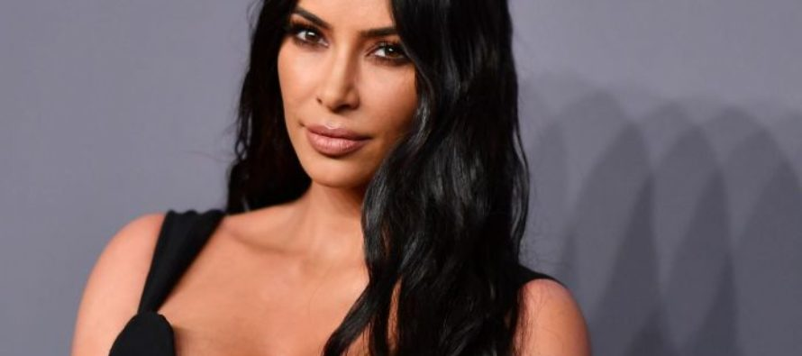 Publican foto inédita de Kim Kardashian que hace temblar las redes sociales