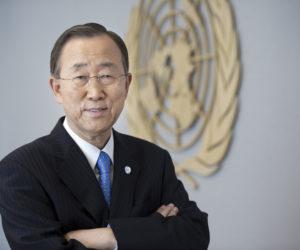 Ban Ki-moon elogió respuesta de Miami a los mares crecientes