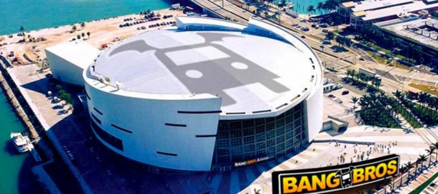 Estadio del Heat se llamaría 'BangBros Center' para la nueva temporada