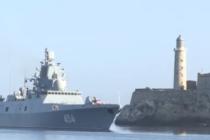Barcos rusos llegan a Cuba en medio de tensiones con EEUU