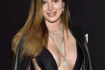 Bella Thorne publicó fotografías desnuda para evitar chantaje (Fotos)