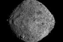 Nave espacial de la NASA fotografió cráteres en el asteroide de la muerte