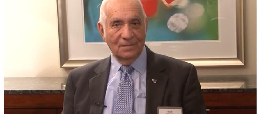 JNF: Bob Levine concreta centésimo viaje a Israel