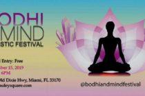 Cauley Square será la sede del 4to Festival Holístico Bodhi And Mind Miami