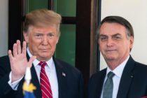 Florida será escenario del encuentro entre Trump y Bolsonaro para tratar tema Venezuela