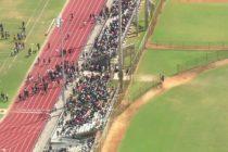 Las escuelas de Lauderdale Lakes evacuadas tras una nueva amenaza