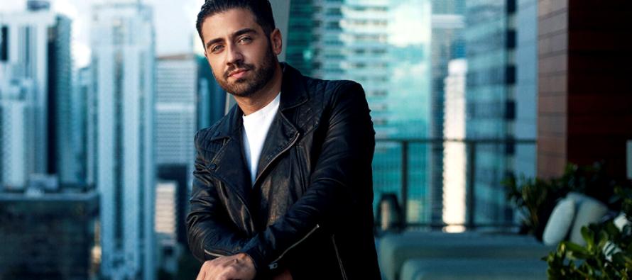 Borja Voces será uno de los grandes presentadores del 'PJ Takeover', de los Premios Juventud 2019