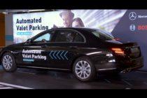 Conozca el primer estacionamiento donde los vehículos circulan sin conductor (Video)