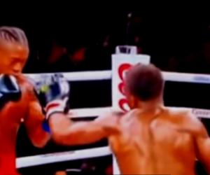 Tras sufrir un brutal nocaut en EE.UU un boxeador queda en coma