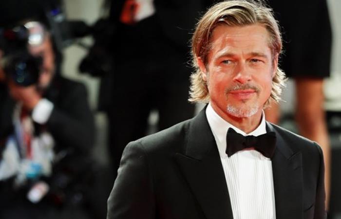 Albañil se vuelve viral por ser el 'doble' de Brad Pitt