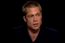 Actor Brad Pitt se alza con el Oscar como actor de reparto por «Once Upon a Time»