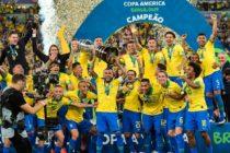Brasil ratificó su favoritismo y se coronó campeón de la Copa América